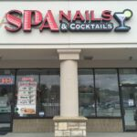 Spa Nails & Cocktails